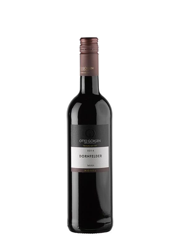 Dornfelder – lieblich Qualitätswein 2016