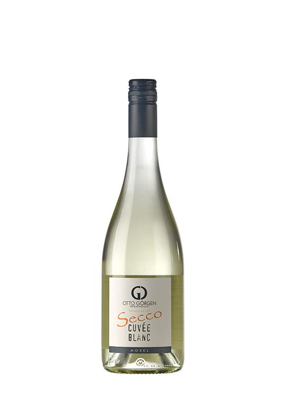 Cuveé Blanc-Secco Qualitätsperlwein trocken 2019